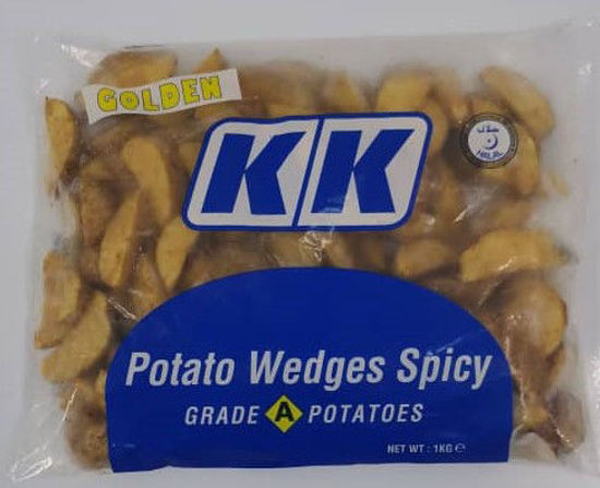 Picture of KK SPICY WEDGE<br>(1pkt / 1KG)
