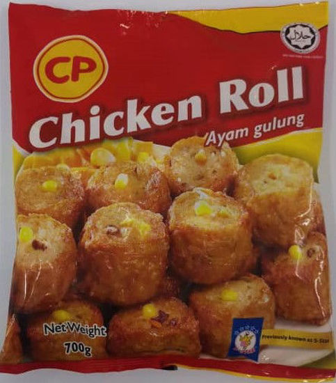 Picture of CP CHICKEN ROLL <br> 鸡卷 <br> ( 1PKT / 700g )