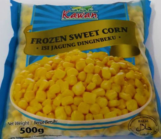 Picture of KW SWEET CORN<br> ( 1PKT / 500g )
