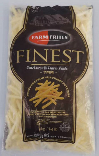 Picture of FARM FINEST FRIES S  ( 2KG )