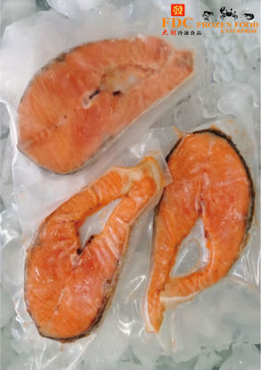 Picture of SALMON FISH <br> 有骨三文鱼 <br> ( 1PCS / 220g+-)