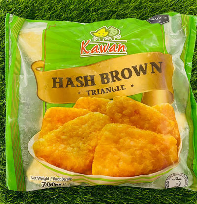 Picture of KG HASH BROWN TRIANGLE <br> ( 1PKT / 700g )