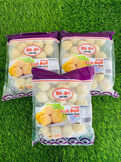 Picture of FRIED FISH BALL (500gm)