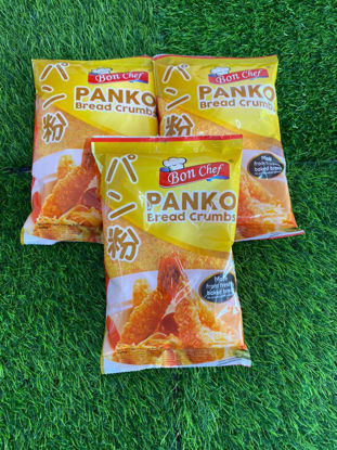 Picture of BON CHEF PANKO BREAD CRUMBS <br>( 1PKT / 200g )