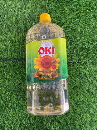 Picture of OKI SUNFLOWER OIL ( 1BOTOL / 2kg )