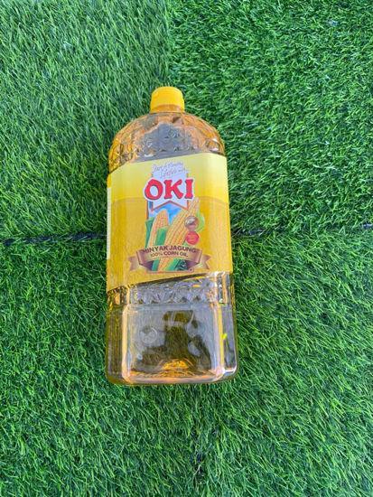 Picture of OKI CORN OIL ( 1BOTOL / 2kg )