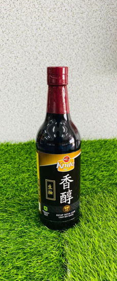 Picture of KNIFE LIGHT SOY SAUCE ( 1BOTOL / 500ml )