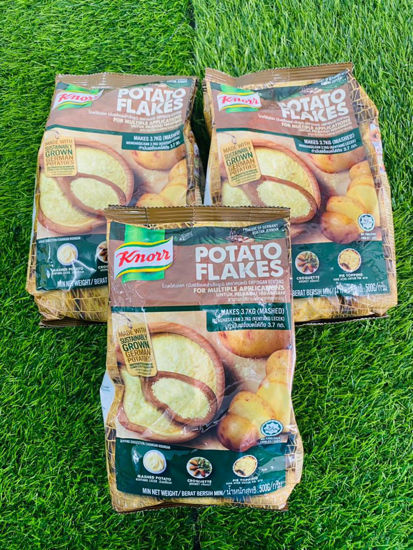 Picture of KNORR POTATO FLAKES <br>( 1PKT / 500G )
