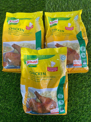 Picture of KNORR CHICKEN FLAVOUR <br>( 1PKT / 1KG )