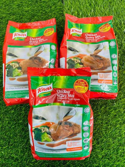 Picture of KNORR CHICKEN GRAVY  MIX<br> 鸡肉汁粉 <br>( 1PKT / 1KG )
