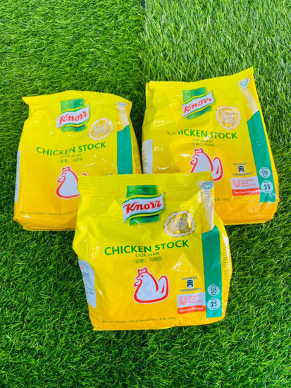 Picture of KNORR STOCK CHICKEN <br>( 1PKT / 500G )