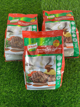 Picture of KNORR S DEMIGLACE BROWN <br> ( 1PKT / 1KG )