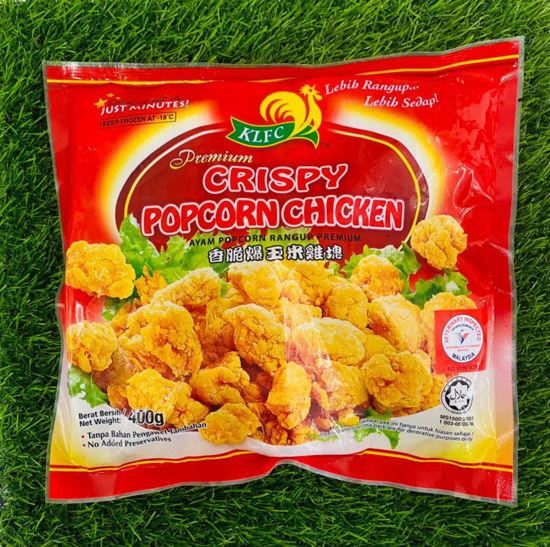 Picture of KLFC CRISPY CHICKEN  POPCORN <br> 香脆爆玉米鸡块<br> ( 1PKT / 400g )