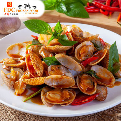 Picture of FROZEN SPICY CLAM <br> 麻辣啦啦 <br> (1PKT / 430g )