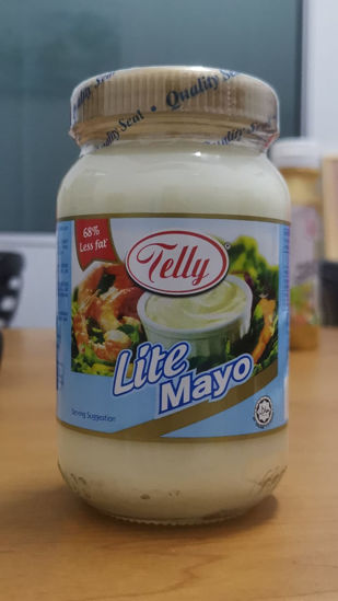 Picture of TELLY LITE MAYO <br> ( 1BOTOL / 230ml )