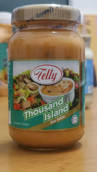 Picture of TELLY THOUSAND ISLAND <br> ( 1BOTOL / 230ml )