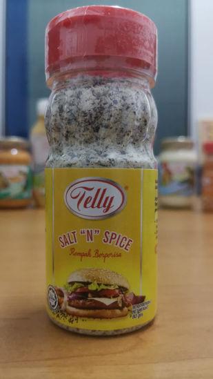 Picture of TELLY SALT N SPICE V1 <br>( 1BOTOL / 80g )