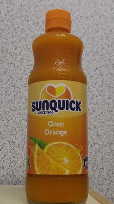 Picture of SUNQUICK ORANGE<br>( 1BOTOL / 840ml )