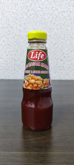 Picture of LIFE SWEET & SOUR SAUCE<br>( 1BOTOL / 250g )